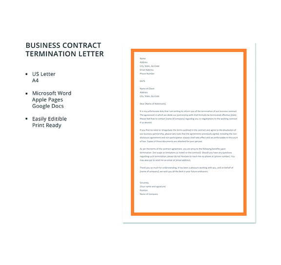 Business Contract Termination Letter1