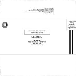 envelope template design 42