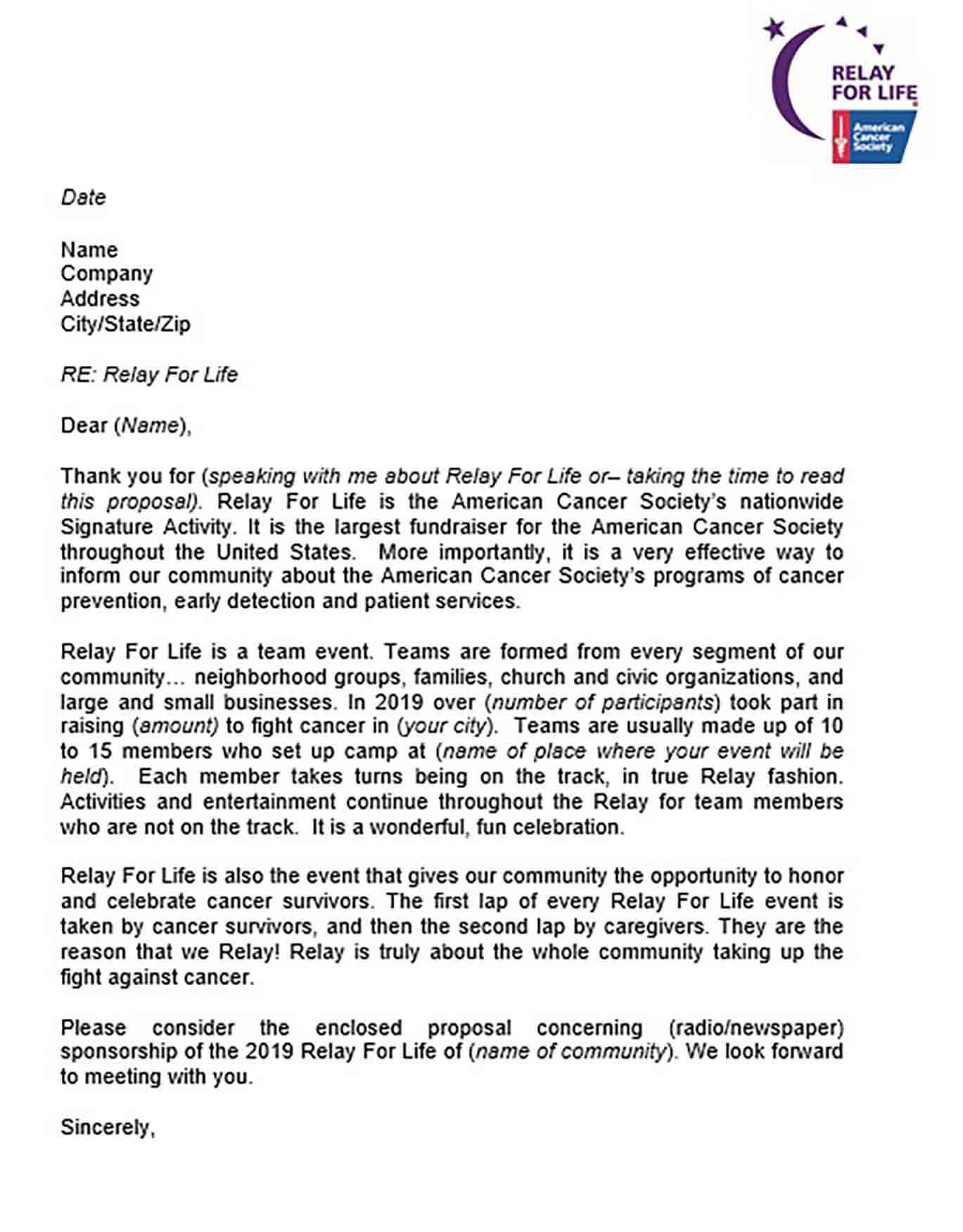 Media Partnership Proposal Letter DOC