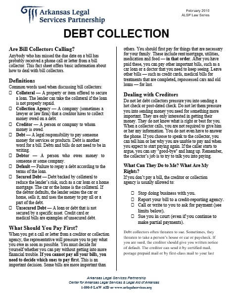 Medical Bill Collection Letter