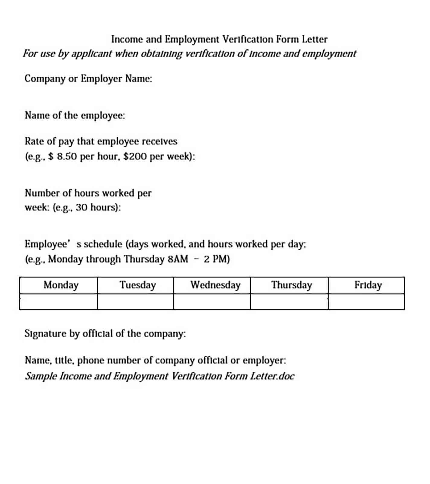 Proof Of Income Letter Self Employed from moussyusa.com