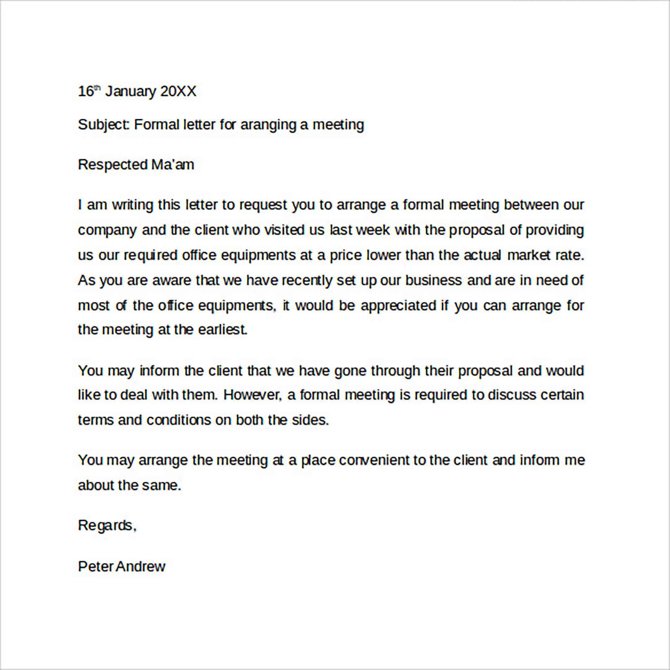 Format A Formal Letter from moussyusa.com