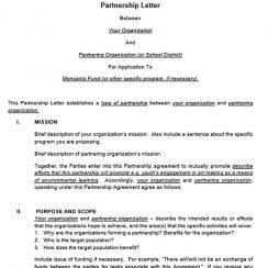 Strategic Partnership Proposal Letter DOC