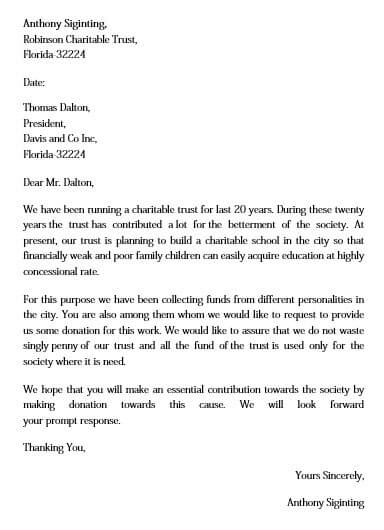 Request For Funds Letter from moussyusa.com