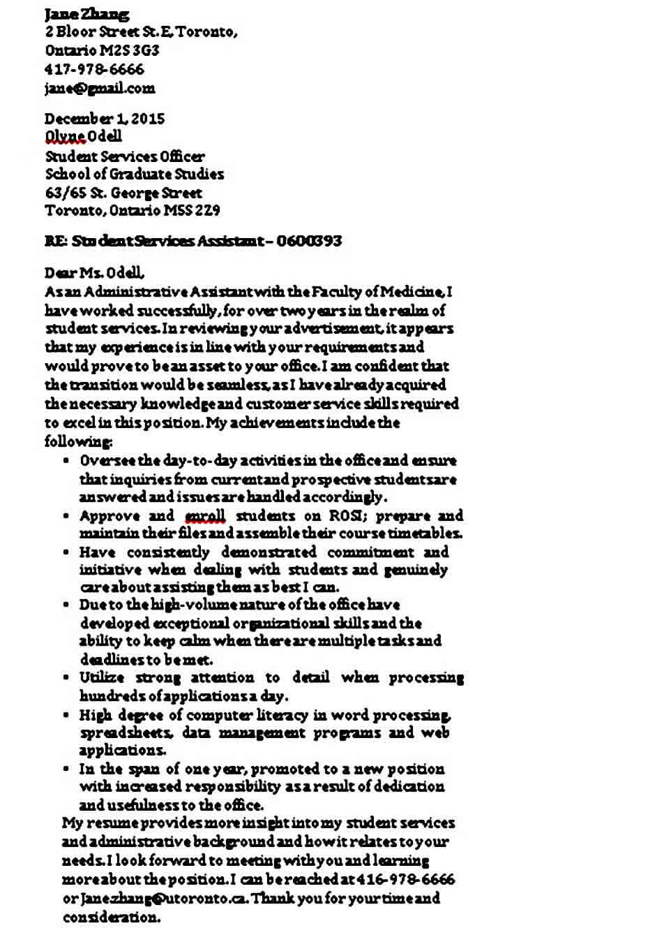 Medical Administrative Assistant Cover Letter from moussyusa.com