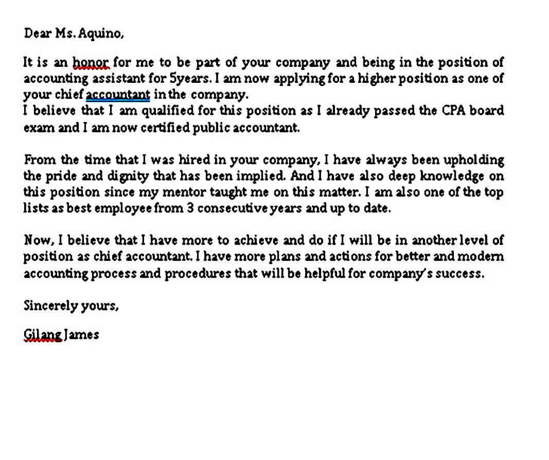 Job Letter of Intent Examples