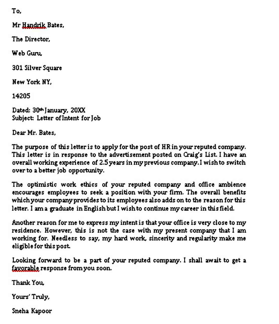 Letter Of Intent To Apply from moussyusa.com