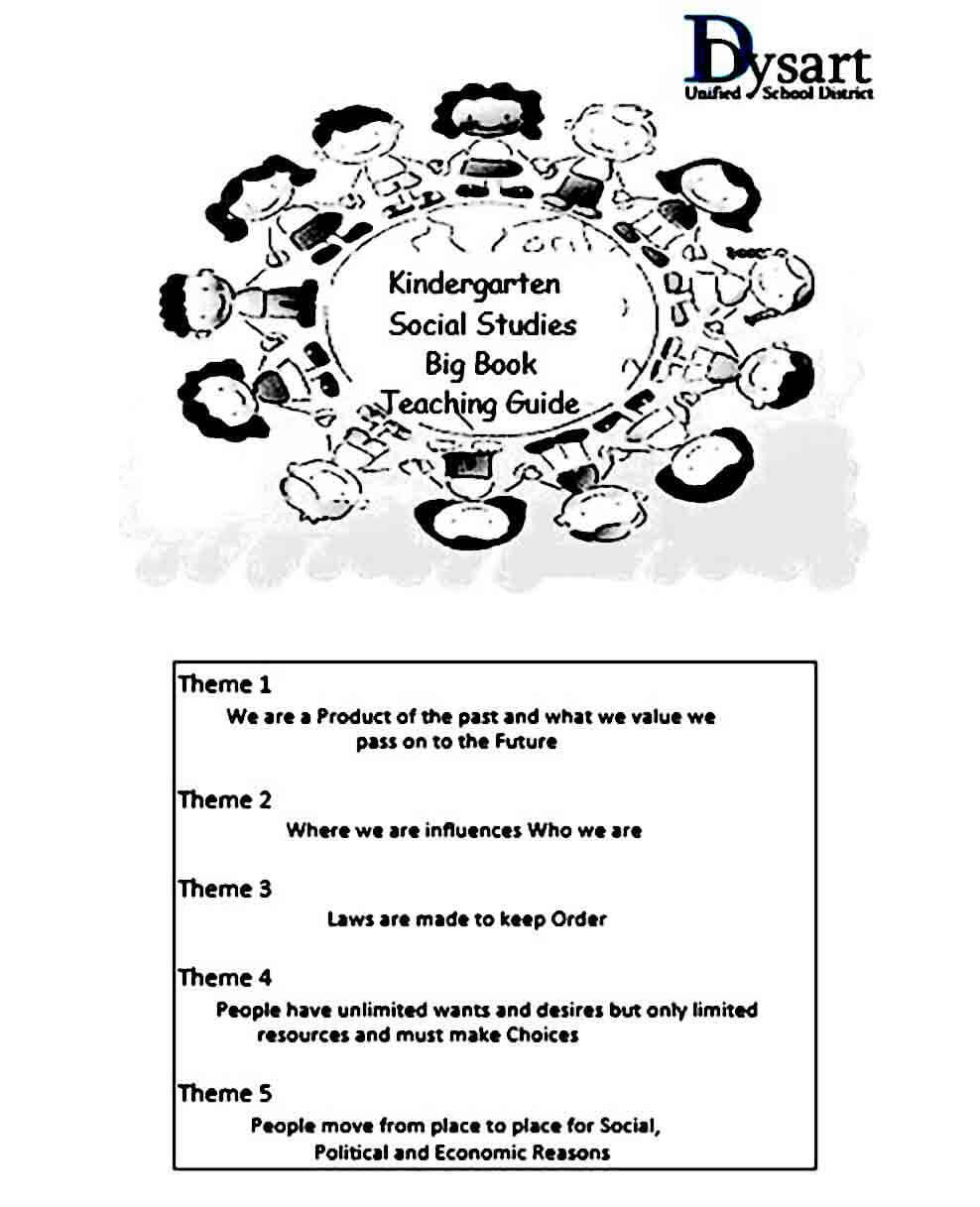 Kindergarten Family Tree