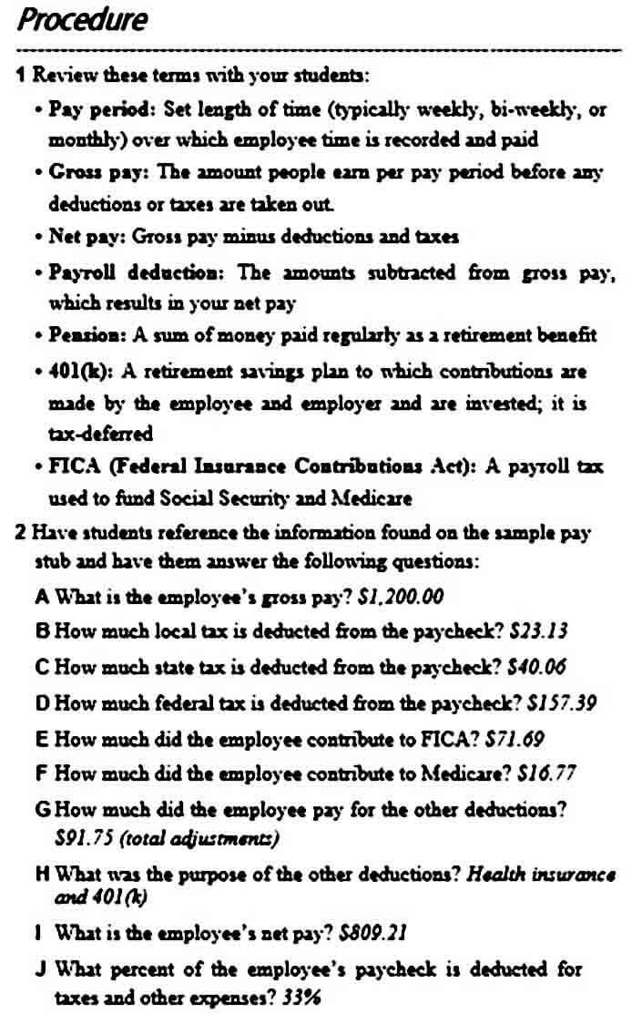 Pay Stub Calculator templates