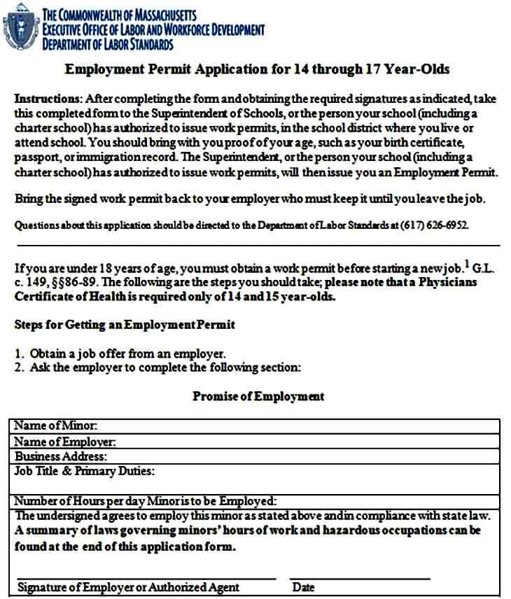youth application