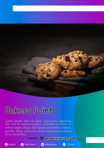 Bakers Point Flyer design ideas