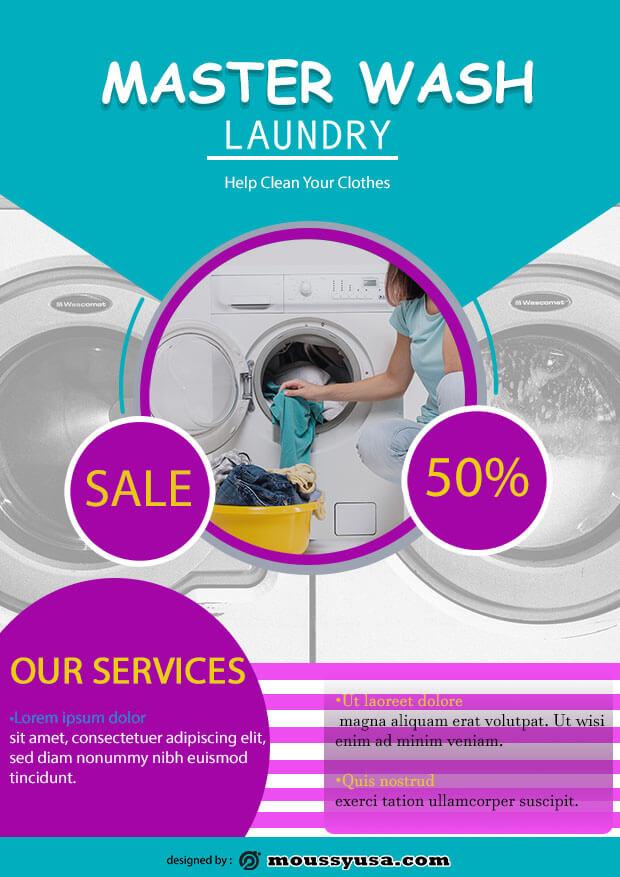 laundry brochure Engineer