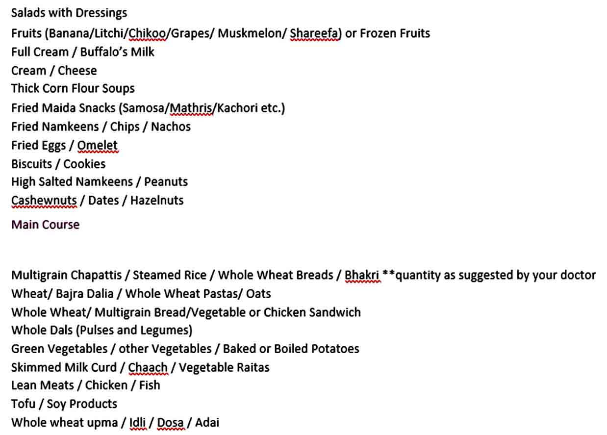 Templates Day Diet Meal Plan