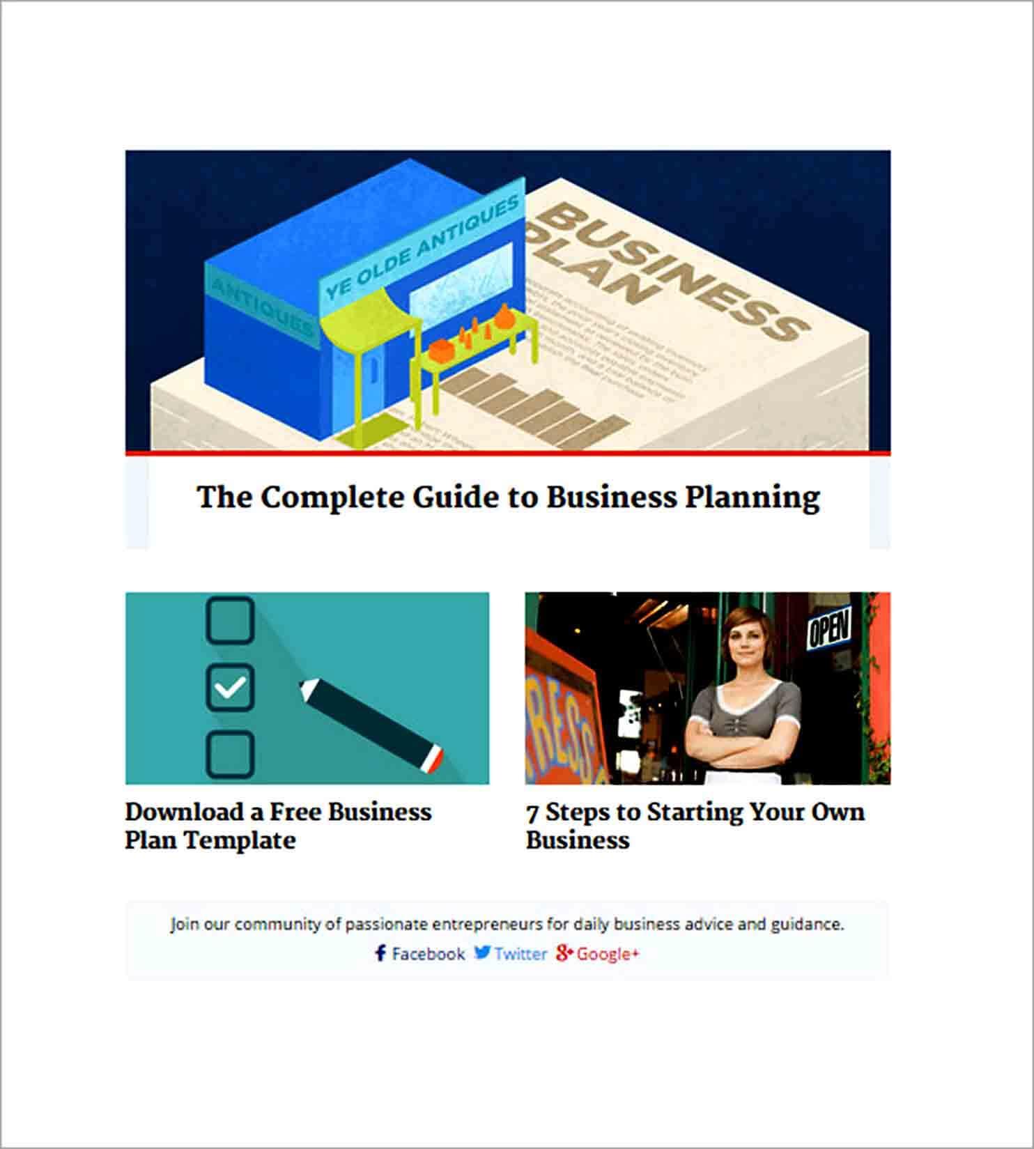 Templates business plan creat