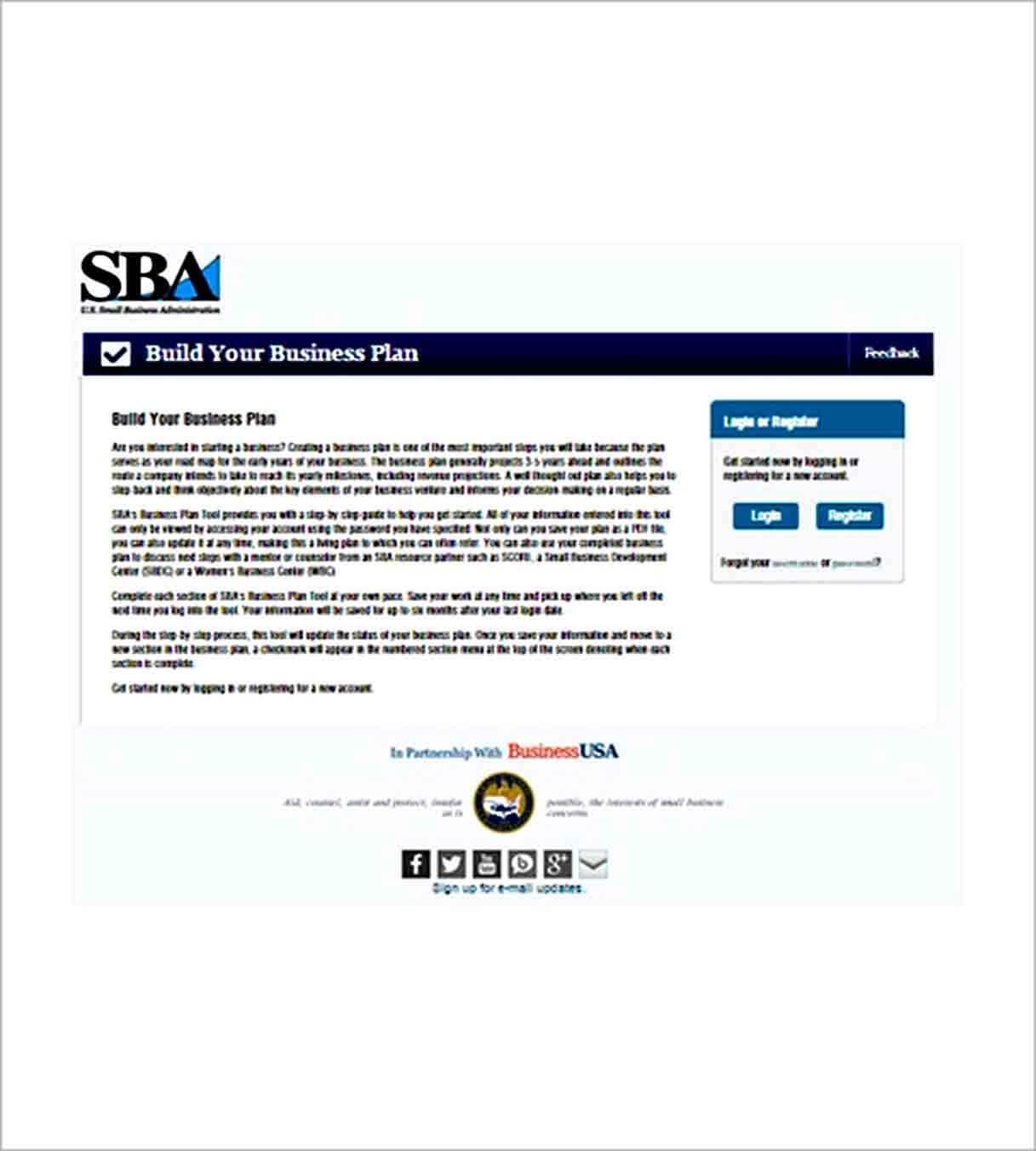 Templates business plan maker free do
