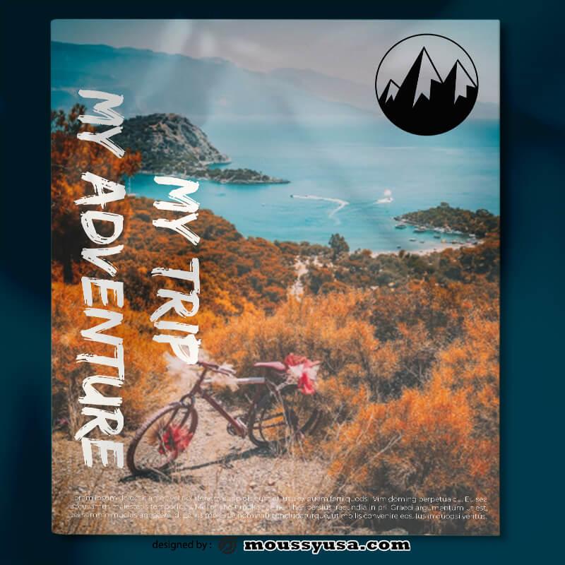Adventure Book Cover Templates Ideas