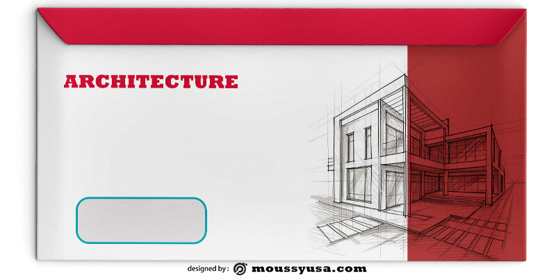 Architecture Envelope Template Sample