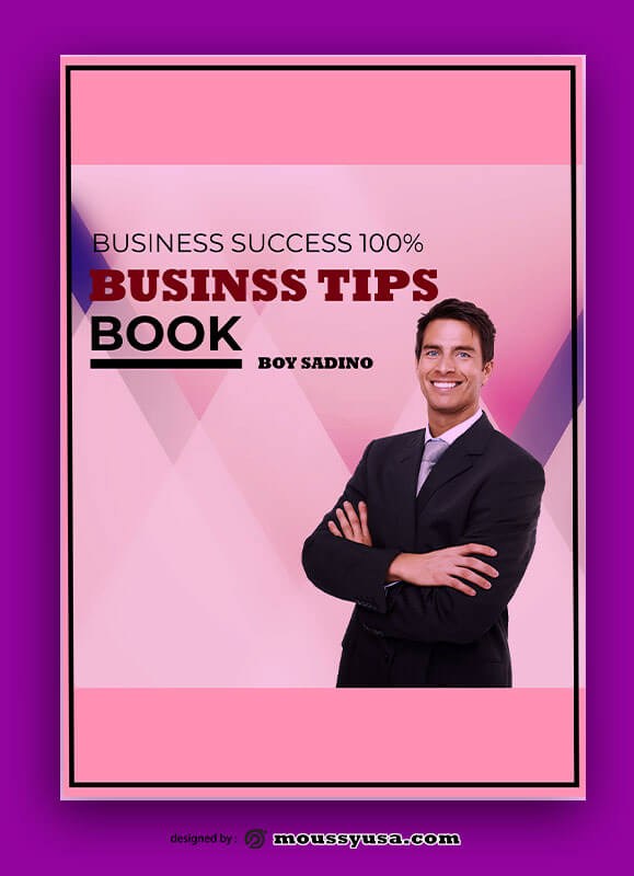 Business Book Cover Template Ideas