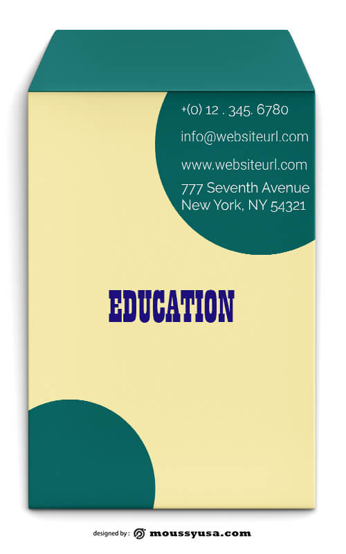 Education Envelope Design Ideas