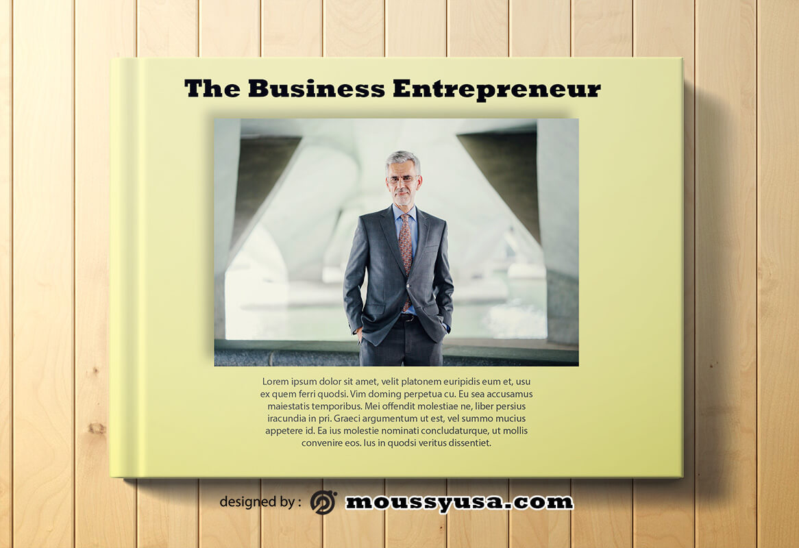 Entrepreneur Book Cover