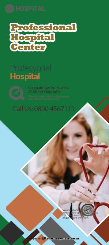 Hospital Banner Design Ideas