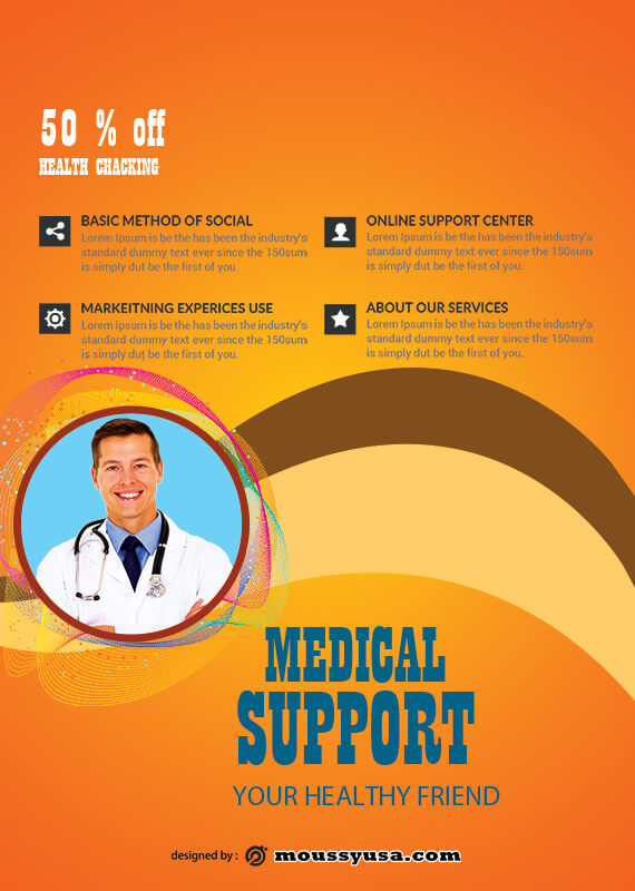 Medical Poter Template Ideas