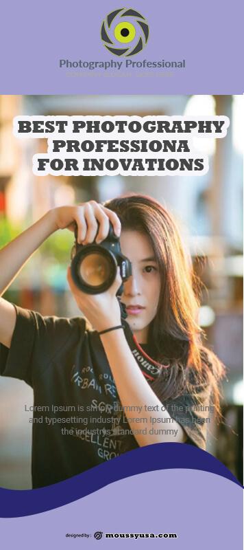 Photography Banner Design Ideas