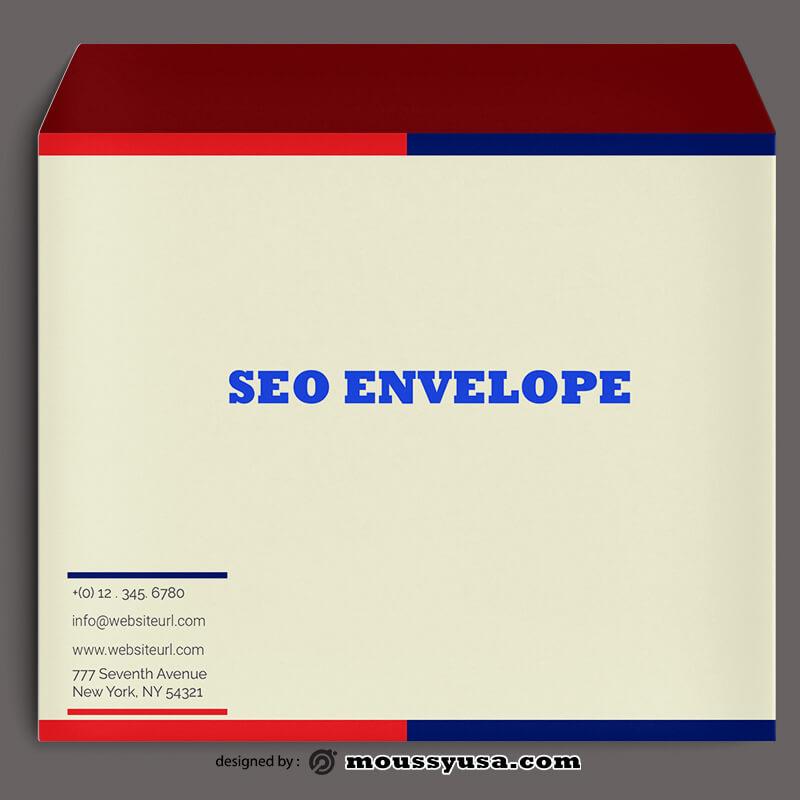 SEO Envelope Design Ideas