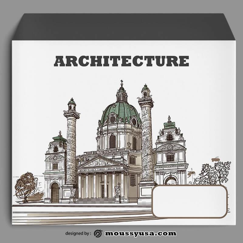 Sample Architecture Envelope Template