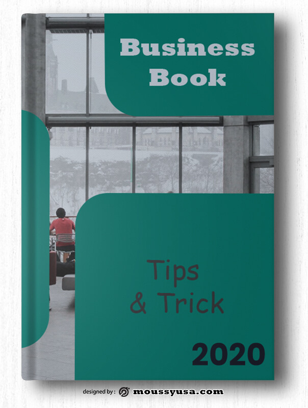 Sample Business Book Cover Template