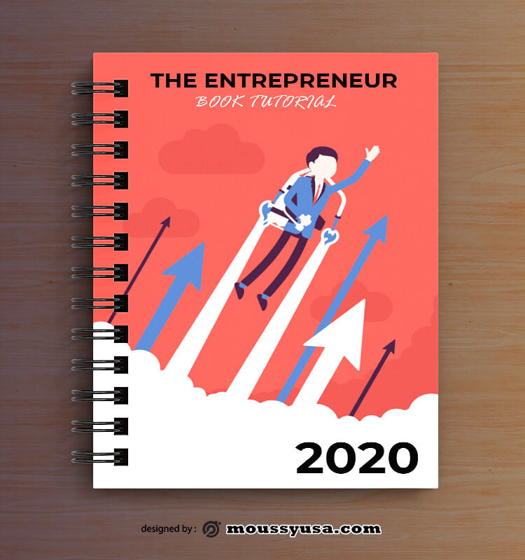 Sample Entrepreneur Book Cover Template