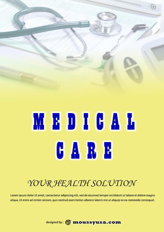 Sample Medical Poter Template