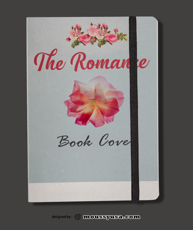 Sample Romance Book Cover Template