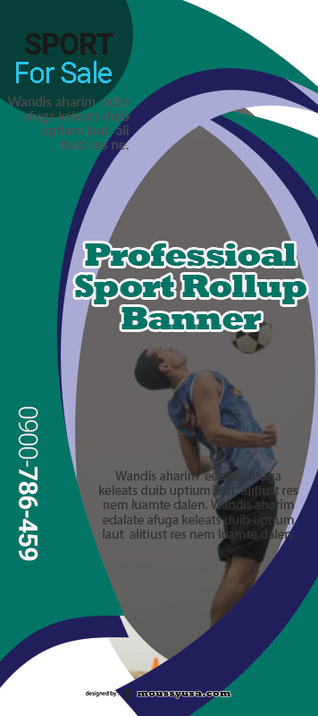 Sport Banner Design Ideas
