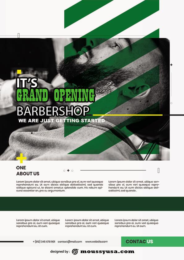 barbaershop grand opening