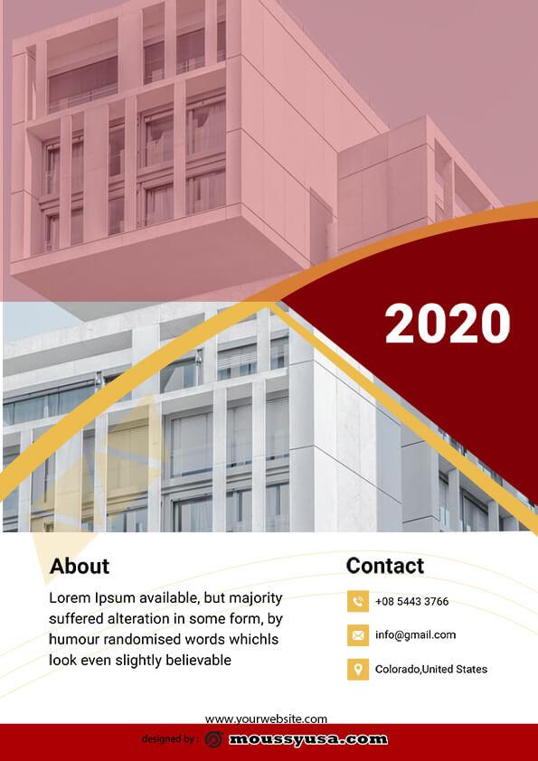 sample real estate business flyer templates