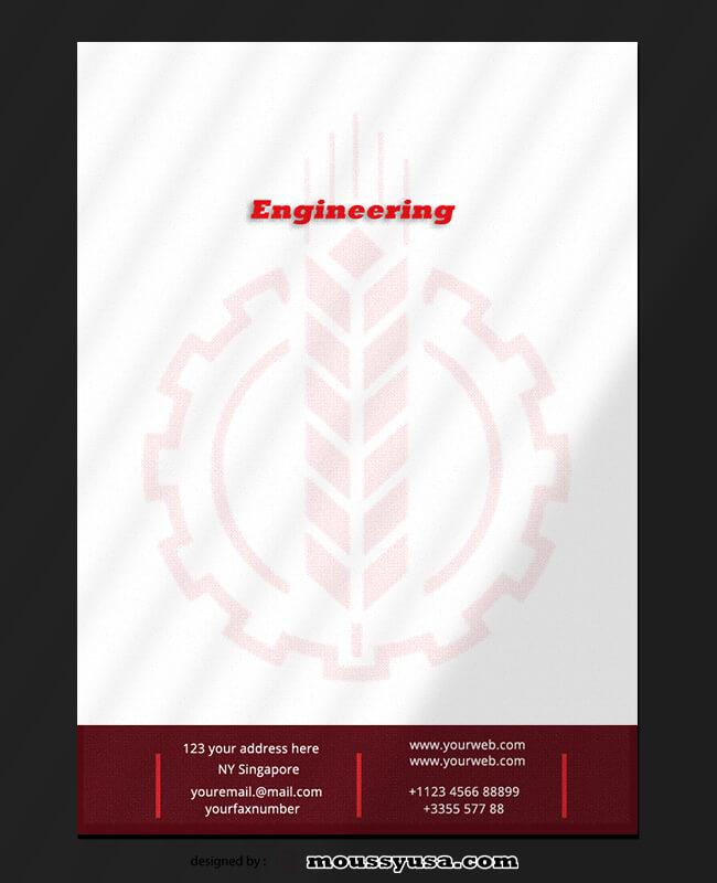 Engineering Letterhead Template Example