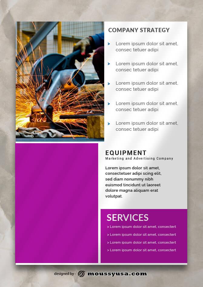 PSD templates For Equipment Data Sheet