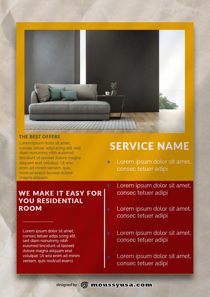 Residential Room Data Sheet templates Ideas