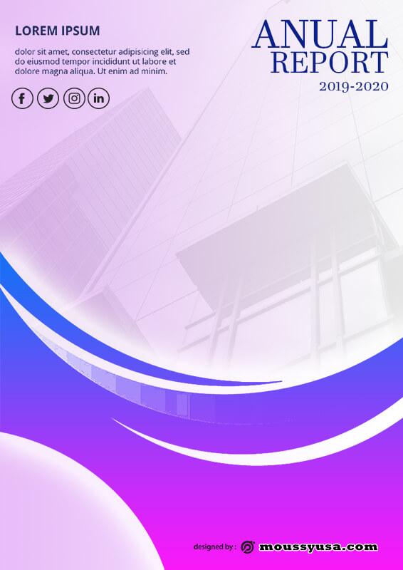 Annual Report example psd design