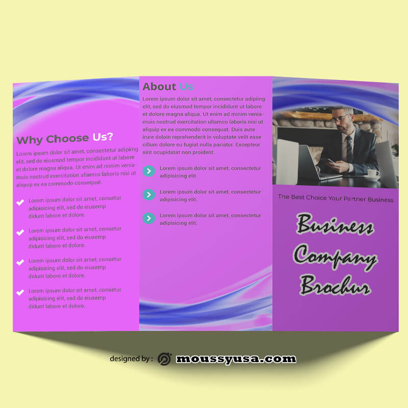 Business Company Brochure templates Ideas