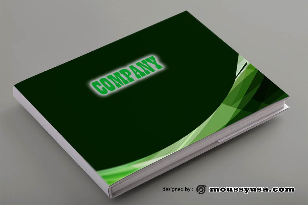 Company Catalog Design Ideas