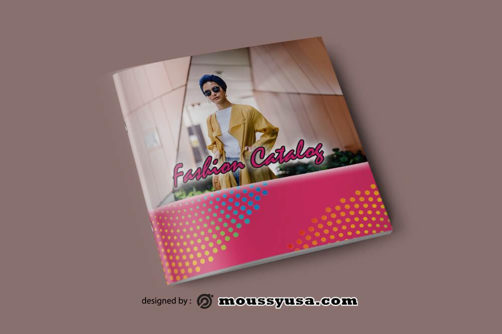 Fashion Catalog Design Ideas