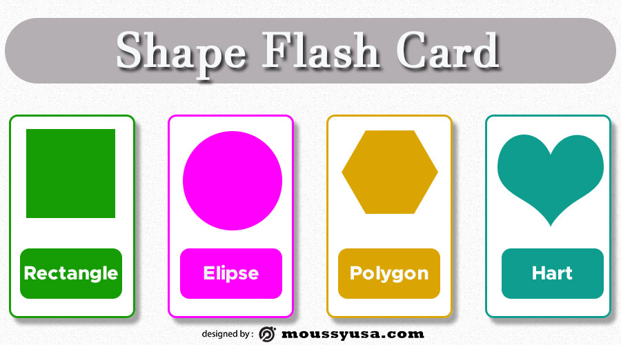 Flash Card free download psd