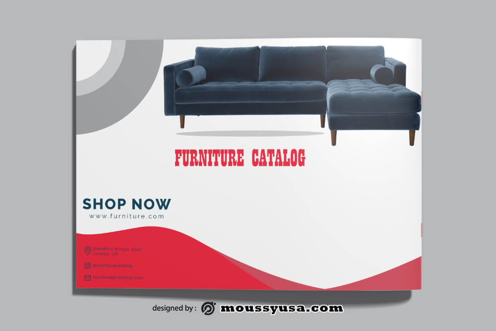Furniture Catalog templates Ideas