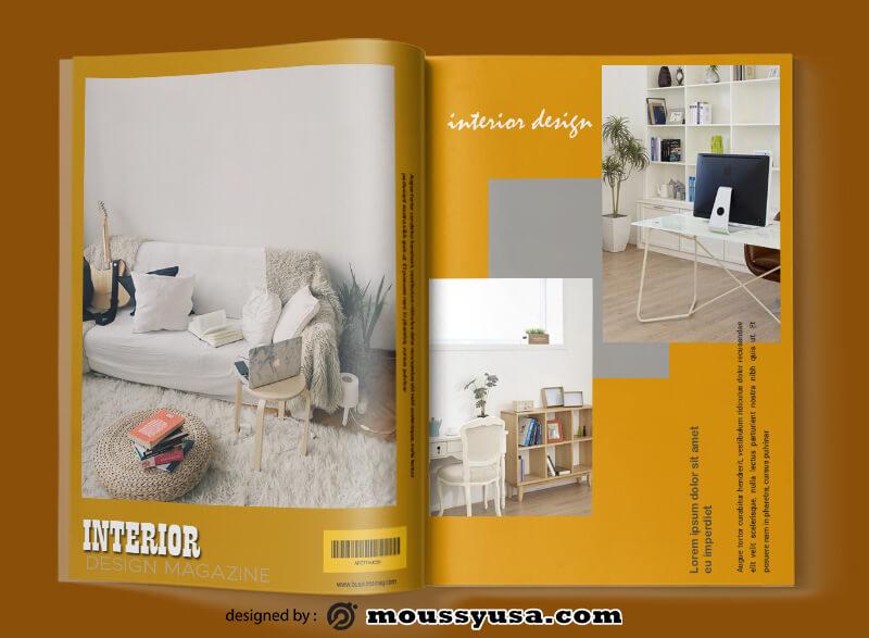 Interior Magazine Design Ideas