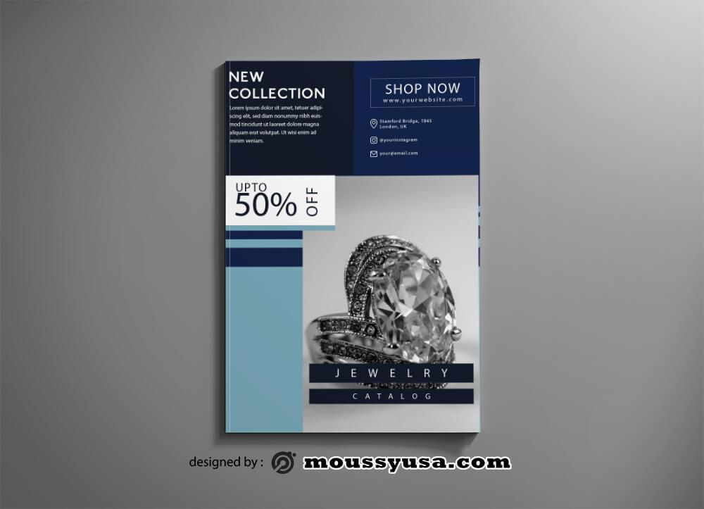 Jewelry Catalog templates Ideas