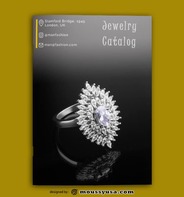 Jewelry Catalog templates Sample