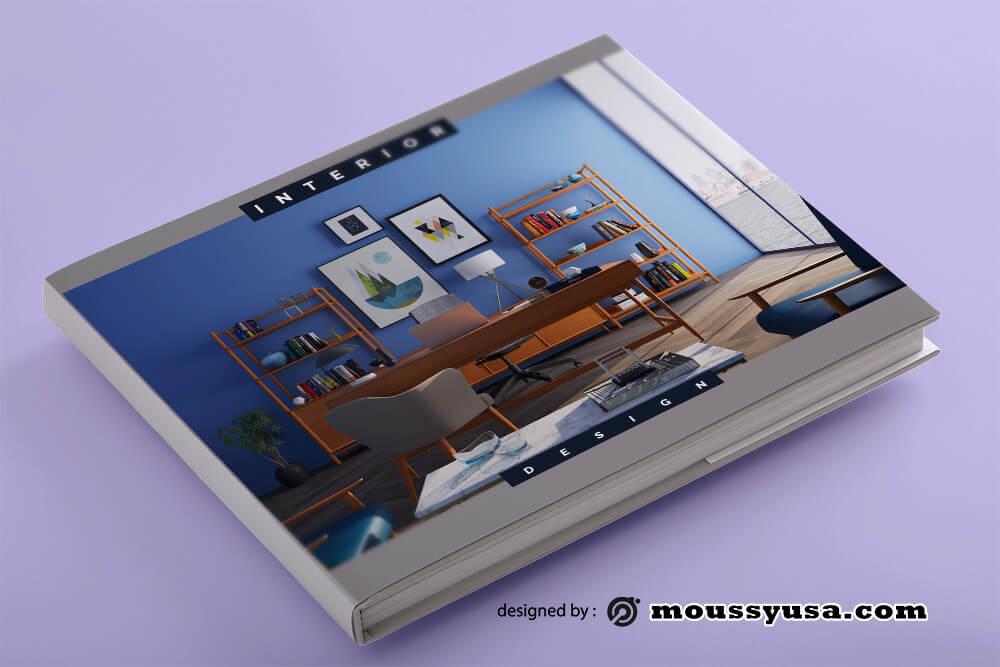 PSD Interior Design Catalog templates