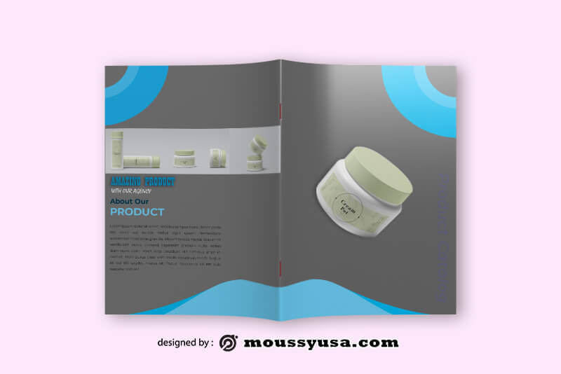 PSD templates For Product Catalog